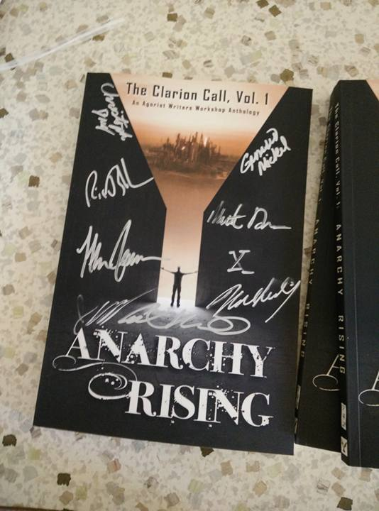 Volume 1: Anarchy Rising